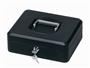 Immagine di Cassetta portavalori in metallo con chiusura 25x18x9