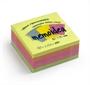 Immagine di Biglietto adesivo 51x51 250 fogli colori assortiti neon