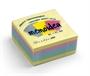 Immagine di Biglietto adesivo 51x51 250 fogli colori assortiti tenui
