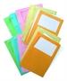 Immagine di Cartella Sintex Arkivia con finestra e 4 fori 31x22 colori assortiti