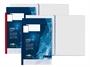 Immagine di Portalistino Personalizzabile UNO TI A4 72 buste