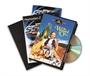 Immagine di Custodie nere per DVD conf. 5 pz.