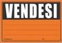 Immagine di Cartello Vendesi in cartoncino da 300 gr conf. 25 pz. colori assortiti