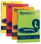 Immagine di Rismaluce A4 Gr 200 125 fogli giallo oro