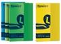 Immagine di Rismaluce Small A4 Gr 200 50 fogli verde