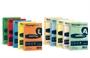 Immagine di Busta Messaggi Luce 9x14 + 10 biglietti conf. 10 pz. arancio