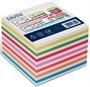 Immagine di Blocco cubotto 95x95 da 750 fogli mix colori forti