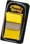 Immagine di Segnapagina Post it Index 25,4x43,2 mm giallo