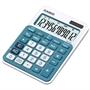 Immagine di Calcolatrice da tavolo 12 cifre Casio MS-20NC azzurro