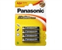 Immagine di Batterie Panasonic mini stilo AAA Alkaline Power blister 4 pz. Conf. 12 Pz
