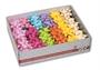 Immagine di Stella Raphia Syntetic diam. 65 conf. 80 pz. colori assortimento Everyday