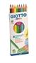 Immagine di Pastelli a matita Giotto Mega da 8 pz. conf. 10 astucci