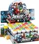 Immagine di Bolle di sapone tubetto da 60 ml The Avengers conf. 36 pz.