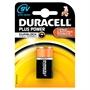 Immagine di Batteria Duracell Plus Power 9V 1x10 conf.