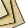Immagine di Compensato di pioppo 30x40 cm conf. 10 pz.