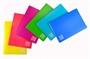 Immagine di Quaderno maxi One Color in PPL 20 fogli 80 gr Rig. C conf. 10 pz.