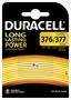 Immagine di Batteria Duracell 376/377 blister 1 pezzo