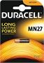 Immagine di Batteria Duracell MN 27 blister 1 pezzo