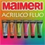 Immagine di Tubo Acrilico One Maimeri 120 Ml Verde Fluo Cf. 3 Pz