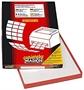 Immagine di Etichetta adesiva A4 laser formato 105x148 conf. 100 fg