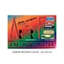 Immagine di Album Artgraf 24X33 Color 10 Fg 140 Gr