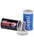 Immagine di Temperamatite Con Contenitore Pepsi Cola 10 Pz