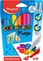 Immagine di Pennarelli Maped Magic Color Pep's 8+2 10 Pz