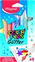 Immagine di Pennarelli Maped Glitter Color Pep's 8 Pz