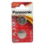Immagine di Batteria Panasonic litio CR 2032 blister 2 pz.