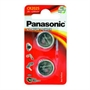 Immagine di Batteria Al Litio CR2025 Panasonic Blister 2 Pz 12 Pz