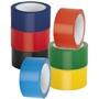 Immagine di Nastro da imballo Napa 50X66 in PVC colorato blisterato singolo